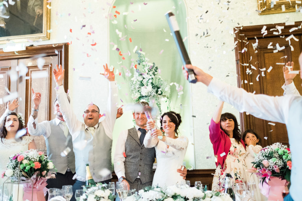 wedding reception venues staffordshire